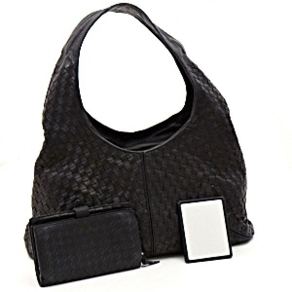 Bottega Veneta Woven Hobo Bag 33906565763a1