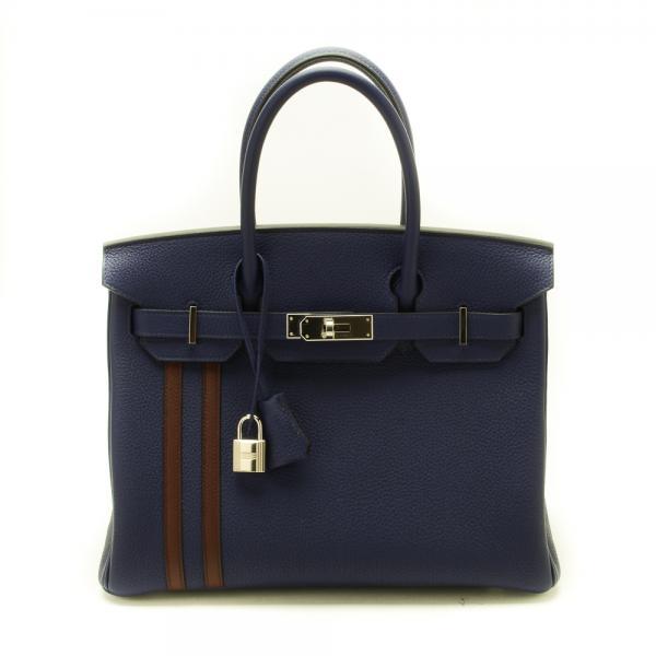 09033cab68e4 Brand New Hermes 30cm Officier Birkin Bag