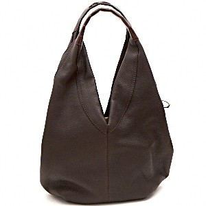 Jemznjewels | VBH | Bags | VBH Dark Brown Leather Hobo Trimmed in ...