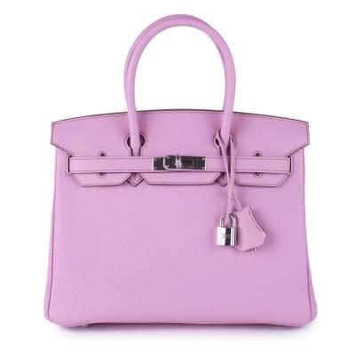3dc9d32ffb60 Hermes 30cm Baby PInk 5P Birkin Bag
